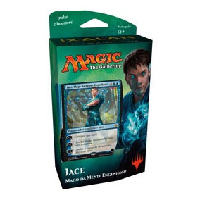 Magic The Gathering - Ixalan Deck De Planeswalker - Em Portu