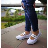 Calzado Deportivo Blanco Zapatos Deportes Blancos A La Moda