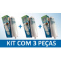 Kit Refil Bebedouro Purificador De Agua Soft Everest Plus