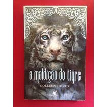 Livro - A Maldição Do Tigre - Colleen Houck - Seminovo