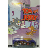 Autito Hot Wheels De Colección De Tom Y Jerry