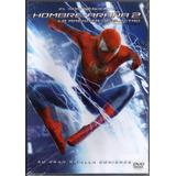 El Sorprendente Hombre Araña 2 - Dvd Original Nuevo Sellado
