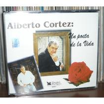 Alberto Cortez 5 Cd Album Boxet Un Poeta De La Vida