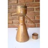Alambique - Destilador Antiguo De Cobre Español