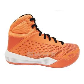 Zapatillas Basket And1 Ascender Kids Niño Talle Nike Jordan