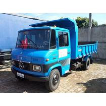 M.benz 608 Ano 77 Caçamba -mondial Veiculos Ltda -