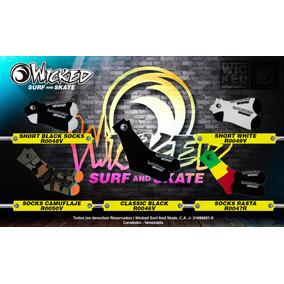 Medias - Wicked Surf And Skate - Colección 2017