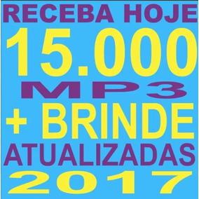 Musicas Mega Pacote Com 15 Mil Musicas + Sets Mixados