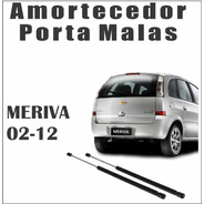 Amortecedor Tampa Traseira Porta Malas Meriva 02-12 Par