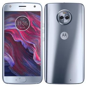 Smartphone Moto X4, 4g+wifi+nfc,câmera Traseira 12+8mp, 32gb