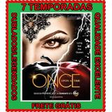 Série Once Upon A Time (1ª A 7ª Temporada) + Frete Grátis