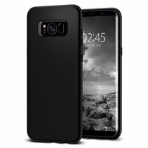 Funda Spigen Liquid Air Armor Samsung Galaxy S8 - Negro