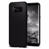 Funda Spigen Liquid Air Armor Samsung Galaxy S8 - Negro
