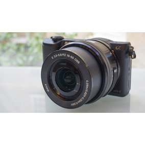--$16.890-- Sony Alpha 5100 E Aps-c 24,3 Mp + Selp1650 A5100