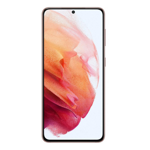 Samsung Galaxy S21 5G Dual SIM 256 GB phantom pink 8 GB RAM
