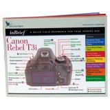 Blue Crane Digital Canon Rebel T3i Inbrief Laminated Referen