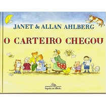 O Carteiro Chegou Livro Allan Ahlberg Infantil