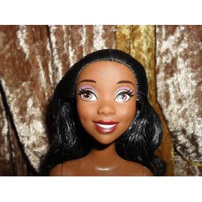 Barbie La Princesa Y El Sapo Aa Castaña 569