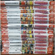Naruto - Tomo 2 Al 17 (1 Agotado) - Al Dia - Panini Manga