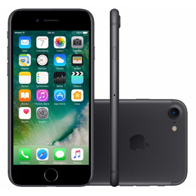 Celular Iphone 7 32gb Preto 4g Tela 4.7 - Câm. 12mp