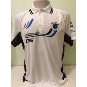 Camisa Polo Bmw Motorsport - Camisa Pólo Manga Curta Masculinas ... aa7bf9867ef13