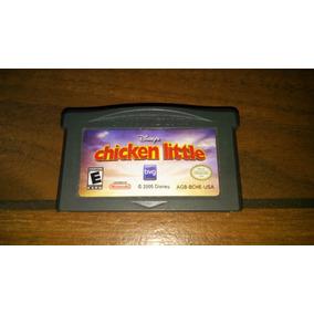 Chicken Little Nintendo Game Boy Advance