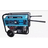 Grupo Electrogeno Kld 8 Kwa Arranque Electrico Con Ruedas
