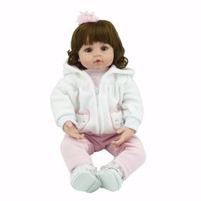 Bebê Reborn, Boneca, Feito À Mão 22in Boneca Recém-nascido