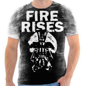 Camiseta Camisa Personalizada Bane Dc Batman Vilão Herói 5