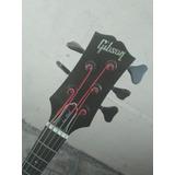 Gibson Les Paul 5 Cuerdas. Bajo Eléctrico.