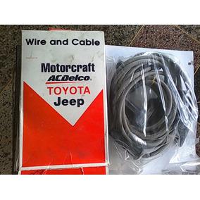 Cables De Bujías Dodge Dart 8 Cil Motor 318 360 Motocraft