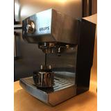 Cafetera Express Krups Xp5240 Usada Cafe Delicioso Y Cremoso