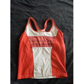 Blusa Nike Roja Deportiva