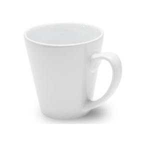 Taza Conica 12oz Sublimacion Sublimar Blanca No Transfer