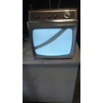 Tv Colorado Rq Portátil Valvulada Antiga Funcionando Dec 60