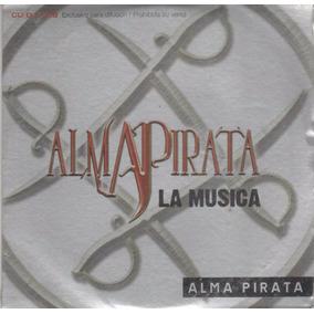 Benjamin Rojas - Alma Pirata (2006) Cd Single Orig Promo