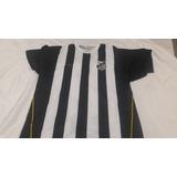 Camiseta Retro Santos Brasil Robinho Consultar Stock