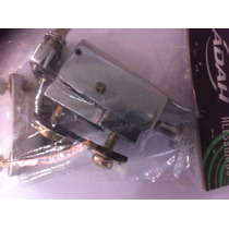 Automático Caixa Bateria Adah Cromado Sistema Gaveta