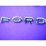 Ford Falcon 62 Al 72 - Juego Letras De Capot