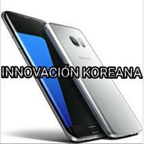 Goophone 7 Curve Edge 4g Coreano Unico En Mexico