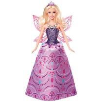 Barbie Mariposa Y La Muñeca Princesa De Hadas W44