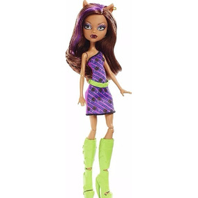 Clawdeen Wolf Original Monster High Mattel