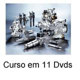 Curso Mecânica Elétrica Injeção Eletrônica Diesel Em 11 Dvds