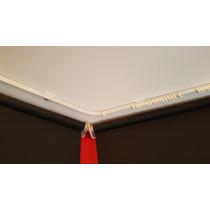 Riel Curvo Curvable Bow Windows Con Instalacion Profesional