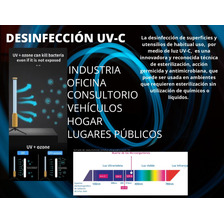 Sistema De Desinfección Ultra Violeta