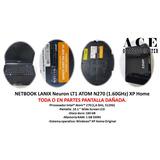 Netbook Lanix Neuron Lt1 Pantalla Dañada/bat. No Funciona