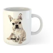 Caneca Cachorros - Raça French Bulldog / Buldogue Francês #1