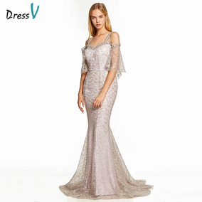 Vestido De Luxo Glamour Importado Sob Encomenda Sob Medida