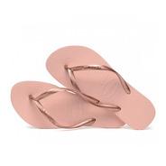 Chinelo Feminino Havaianas Slim Ballet - Rosa