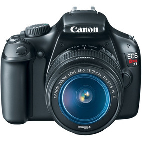 Canon T3 Rebel Eos 1100d Profesional